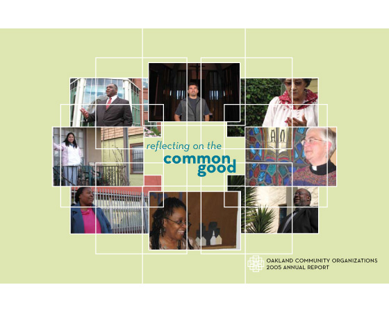 Oakland Community Organization Annual Reports