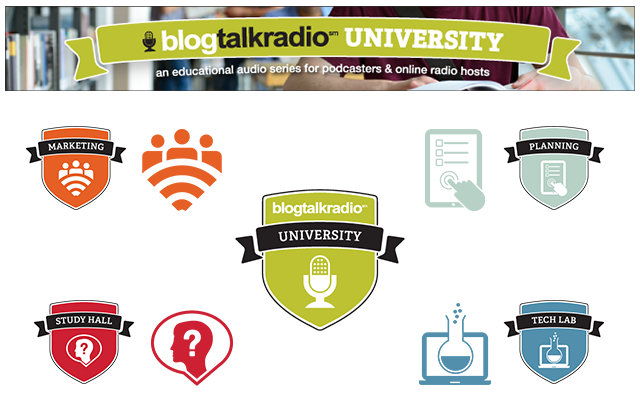 BlogTalkRadio University