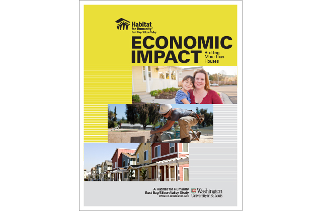Habitat East Bay/Silicon Valley Economic Impact Study