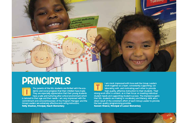 Super Stars Literacy 2012 Annual Report